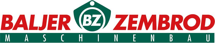 Baljer & Zembrod Maschinenbau Logo
