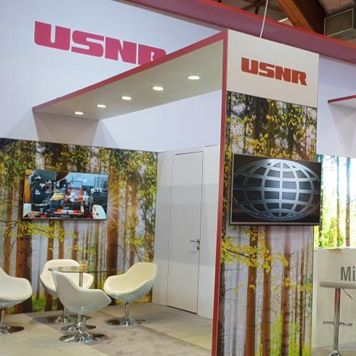 USNR digitales Ausstellerbild