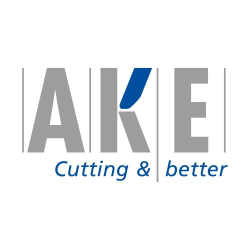AKE Cutting & Better Logo