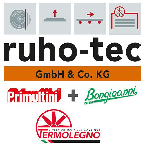 ruho-tec GmbH & Co. KG inkl. Primultini und Termolegno Logo